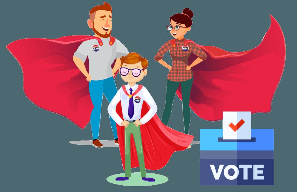 Voting Hero Election 2020