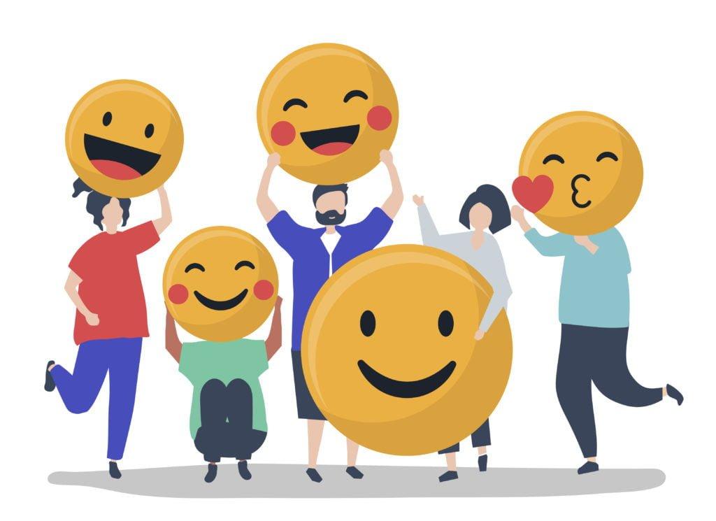 Joe Biden Optimistic - People Happy