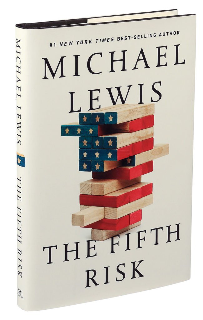The Fifth Risk - Best Political Books