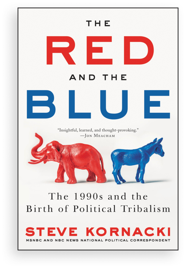 The Red And The Blue - Best Political Books