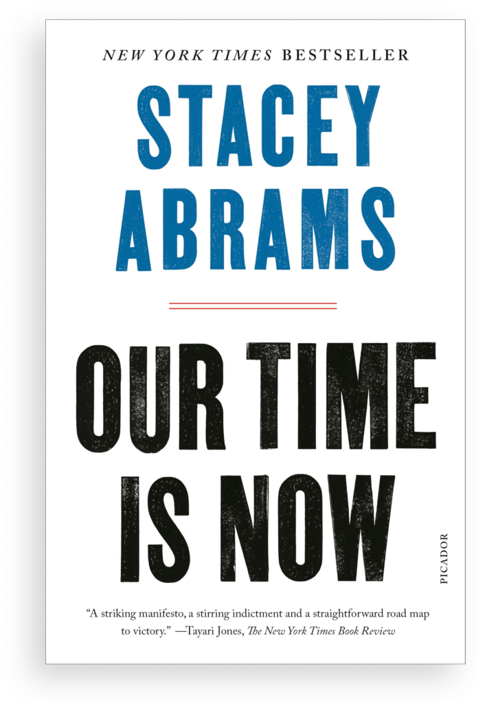 Our Time is Now - Best Political Books